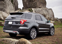 Ford Explorer 5 FL