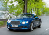 Bentley GT Speed 2013