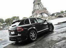 Фото Porsche Cayenne Turbo от Balrog