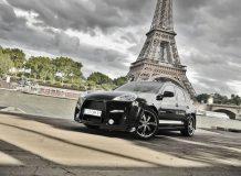 Porsche Cayenne Balrog фото