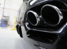 Выхлоп Porsche Cayenne Turbo Balrog