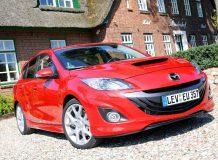 Новая Mazda 3 MPS фото