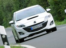 Mazdaspeed3 фото