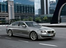 BMW 5-Series F10 фото