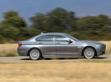 Фото BMW 5 Series 2014