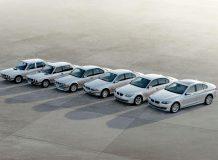 Эволюция BMW 5-серии