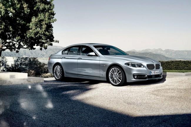 BMW 5 серии 2013 рестайлинг