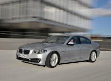 BMW 5 2015 фото