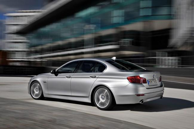 Новый BMW 5-Series (F10)