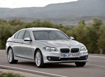 BMW 5 2016 фото