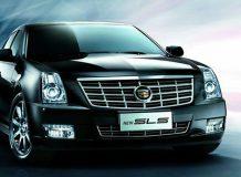 Фото нового Cadillac SLS 2010