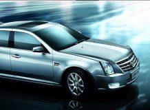 Cadillac SLS фото