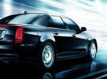 Cadillac SLS для китайского рынка