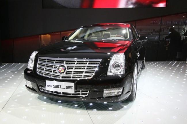 Обновленный Cadillac STS