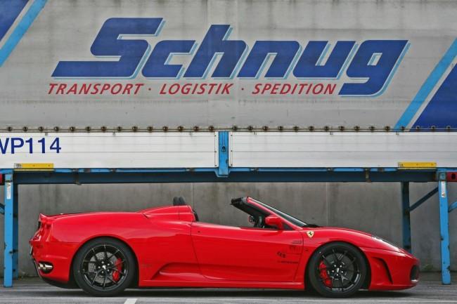 Ferrari 430 Scuderia 16M Spider от Wimmer