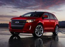 Ford Edge Sport фото