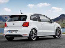 VW Polo GTI 2015 рестайлинг