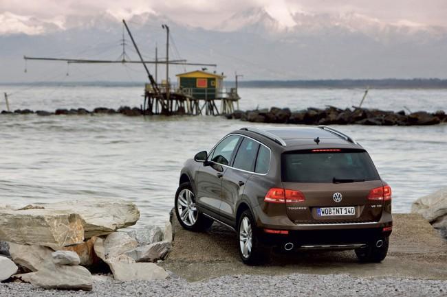 Volkswagen Touareg 2013 фото