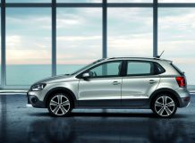 Volkswagen Cross Polo 2013 фото