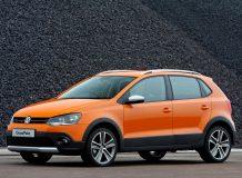 Volkswagen CrossPolo фото