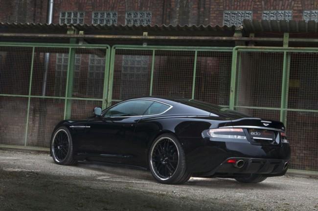 Тюнинговый суперкар Aston Martin DBS от ателье Edo Competition