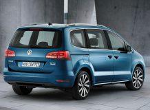 Volkswagen Sharan 2016 фото
