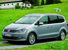 Volkswagen Sharan 2013 фото