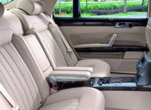 Интерьер Volkswagen Phaeton фото