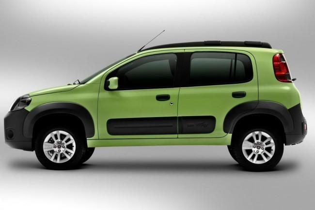 Производство нового Fiat Uno будет налажено на заводе в Бразилии