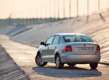 Volkswagen Polo седан фото