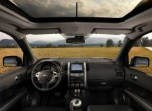 Nissan X-Trail салон