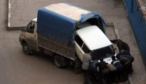 Поставляемые в Россию иномарки легко угнать