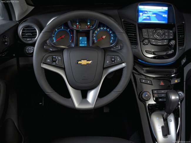 Салон Chevrolet Orlando