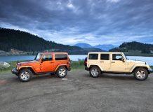 Фото Jeep Wrangler 2014