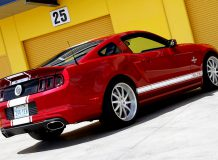 Мустанг Шелби GT500 Super Snake фото