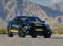 Фото Mustang Shelby Super Snake