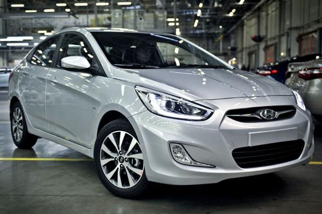 Новый Hyundai Solaris 2013