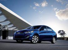 Hyundai Solaris седан фото