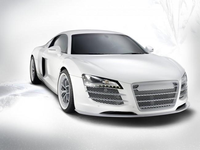 Тюнинговая Audi R8 Spark Eight от компании Eisenmann