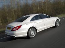 Mercedes-Benz CLS-Class 218 фото