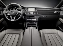 Фото салона Mercedes CLS-Class W218