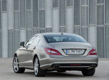 Фото Mercedes CLS 350