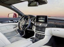 Салон Mercedes-Benz CLS 218 фото