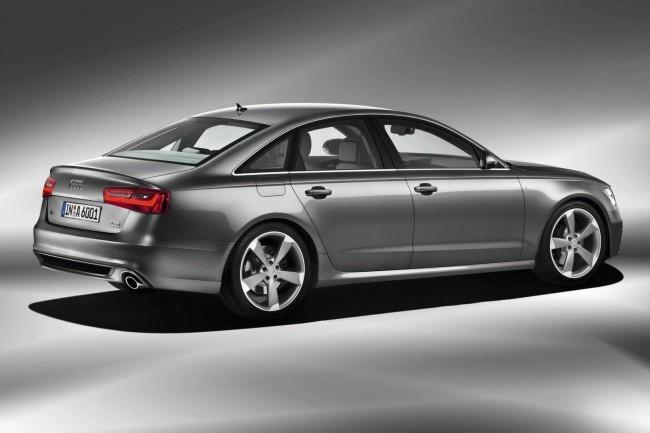 Фото Audi A6 S-Line
