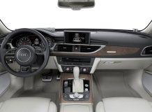 Интерьер Audi A6 (C7) фото