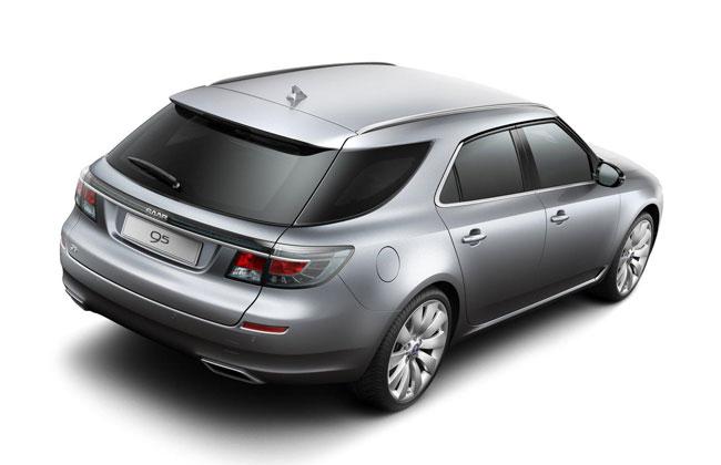 В Женеве Saab представит универсал 9-5 SportCombi