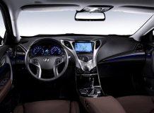Hyundai Grandeur 5 фото салона