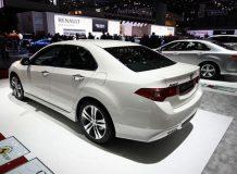 Фото Хонда Аккорд 8 поколения