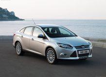 Новый 2011 Форд Фокус 3 седан