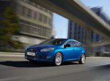Новый Форд Фокус 3 5д фото